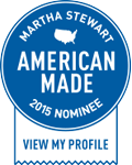 Period Panteez - Martha Stewart American Made Nominee